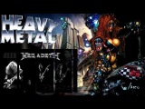 Heavy Metal and Glam 80s - 90s m