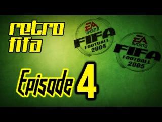 Retro FIFA - Ep. 4 - FIFA 2004 & FIFA 2005