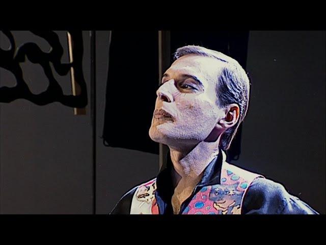 Freddie Mercury's LAST VIDEO 1991 RO SUB