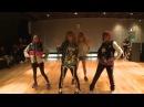 2NE1 I AM THE BEST Choreography Practice Uncut Ver