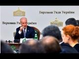 Байден вице-король Украины: Владимир Синельников и Дмитрий Куликов