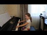 Уличные фонари. (Жан Татлян). Дети поют. Виктория Викторовна 6 лет.