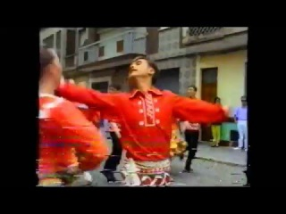 """""""Калинка"""" в Испании. г.Валенсия 1991 год. 1 ч."""