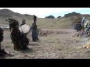Камланье шаманов на перевале Оваалыг-арт на горе Пош-даг/Кызыл-Пош-даг-Хайыракан...