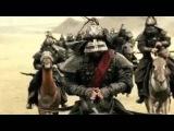 Mongol Battle Scene