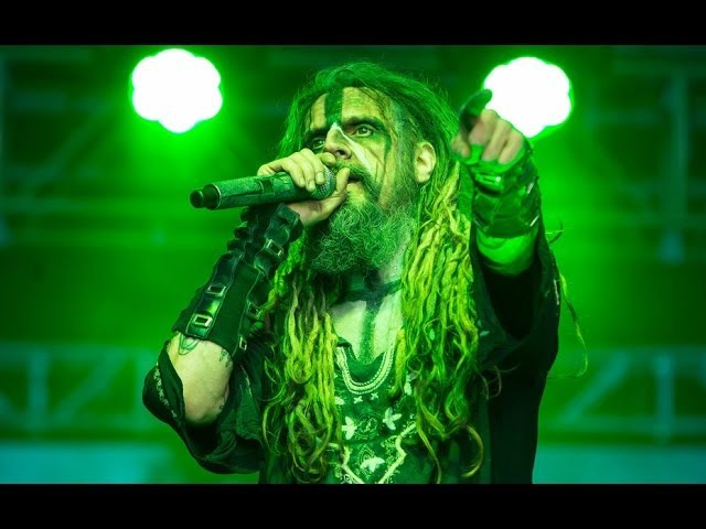 Rob Zombie Covers Enter Sandman By Metallica LIVE @ HOB Myrtle Beach 4 29 14