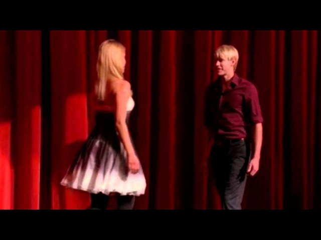 Glee-I've Had The Time Of My Life Valerie (Sectionals Season 2)
