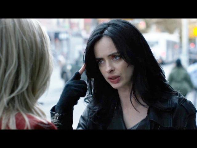 Джессика Джонс (1 сезон) - Русский Трейлер (2015)