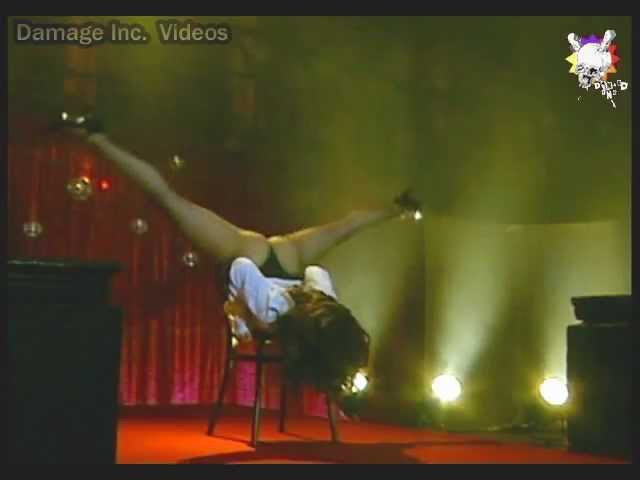 Natalia Oreiro StripTease