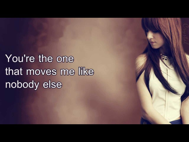 Christina Grimmie - With Love (With Lyrics on Screen)