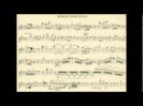 Mozart, Wolfgang A. 1st violin concerto KV 207