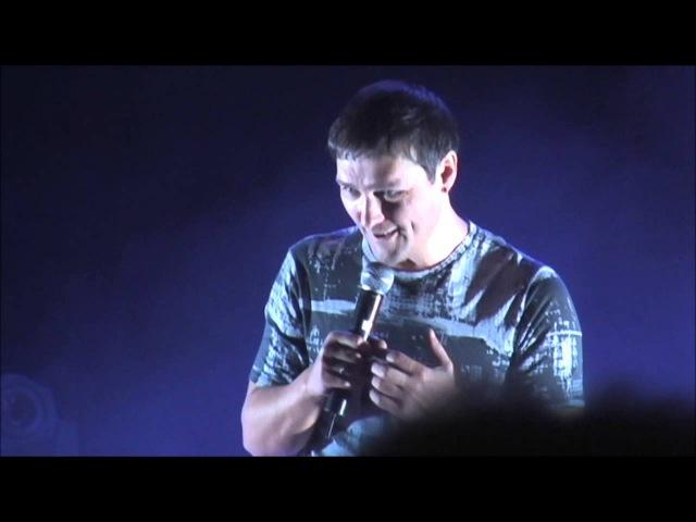 Юрий Шатунов в Оренбурге 05.10.2014 (общение с залом), концерт 1 (16:00)