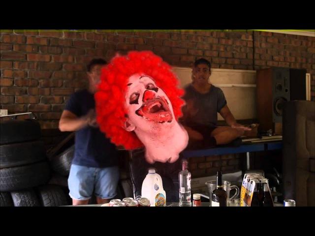 Ronald McDonald's EXTREME NEKNOMINATE! | Экстремальная пьянка Рональда МакДональда [Русская озвуч...