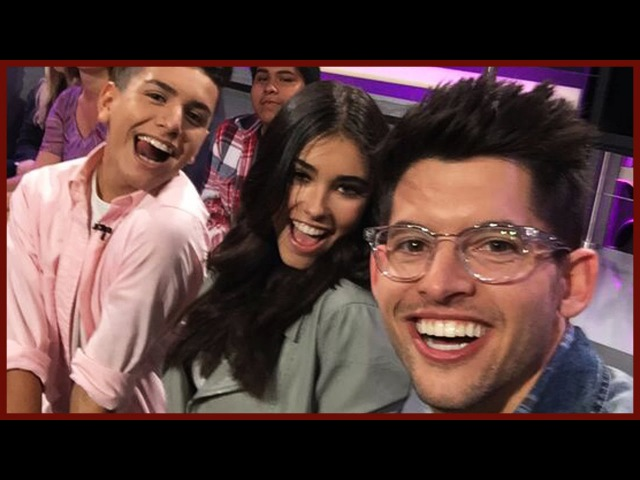 MADISON BEER KISSED JACK GILINSKY ON TOP FIVE LIVE WITH LOHANTHONY HUNTER MARCH
