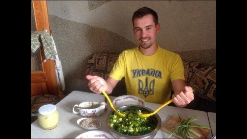 ФИШКИ СЫРОЕДЕНИЯ. Сыроедческий майонез из семечек. Рецепт живого соуса.