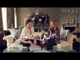 Kate Moss Interview Inside the Home of Kate Moss  Kate's World  All Access Vogue  British Vogue