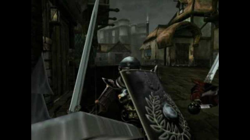 The Elder Scrolls III : Morrowind Trailer