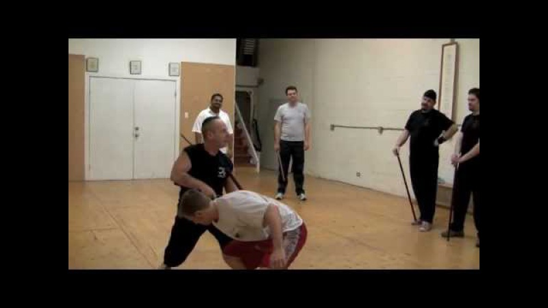 Doyle Clan Irish Stick Fighting - Seminar footage - Bataireacht
