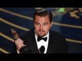 Первый Оскар Леонардо ДиКаприо, речь победителя с рус суб! / Dicaprio's speech Oscar 2016!