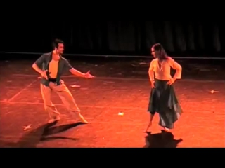 Попробуйте увидеть танец, почувствовать его!