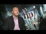 Гарри Поттер и Дары Смерти Часть I/Harry Potter and the Deathly Hallows: Part 1 (2010) Интервью №2 с Дэвидом Йэтсом (режиссер)