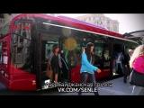 Социальный ролик: Правила пользования новыми автобусами компании