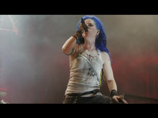 ARCH ENEMY - As The Pages Burn (Live)