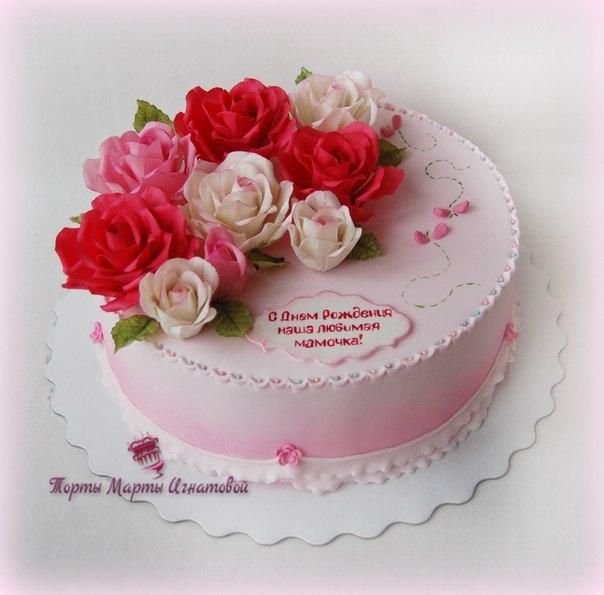 Торт из мастики рецепт с пошаговым фото