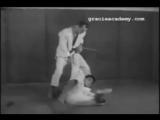 Карлос и Элио Грейси демонстрируют собственные техники дзю дзютсю