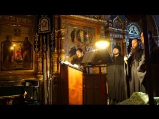 Хор братии Валаамского монастыря - Блаженны (тропари свтт Афанасию и Кириллу)