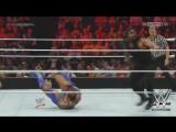 WWE The Shield vs. Evolution Payback 2014 Highlights.720