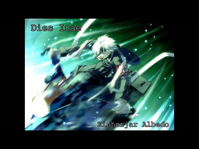 [TOP OST] Visual Novel Action Music 20 - Dies Irae - Einherjar Albedo