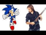 SONIC  the Hedgehog ost - Metal cover medley (sega megadrivegenesis) by ProgMuz