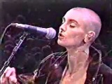 Nothing Compares 2 U - Sinead O'Connor Best live performance!
