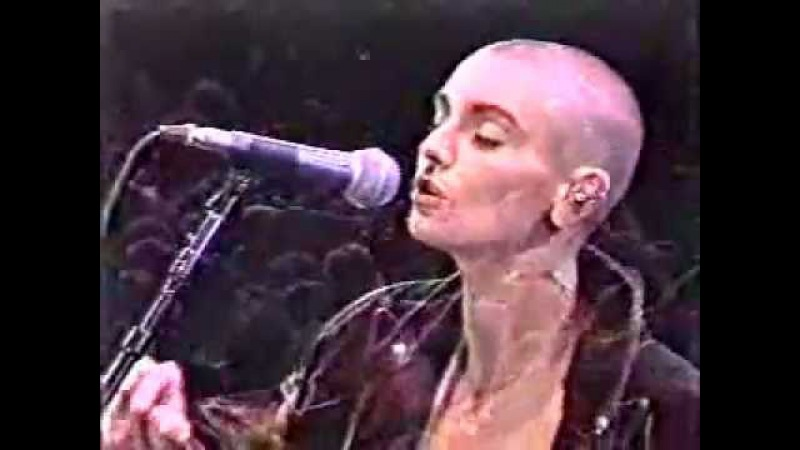 Nothing Compares 2 U Sinead O'Connor Best live performance