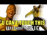 U CAN'T TOUCH THIS - MC Hammer (House of Halo #WITHOUTMUSIC parody)