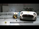 Euro NCAP Crash Test of Mini Clubman 2015