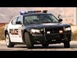 Dodge Charger Cop Car Police Chase NFS Most Wanted 2012