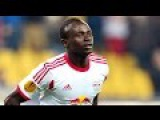 #10 Sadio Mane ♦ Black Diamond ♦ Red Bull Salzburg || HD