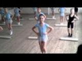 Сашуня. Первый раз)) Контрольный урок Хореография (1 класс)18,12,2014