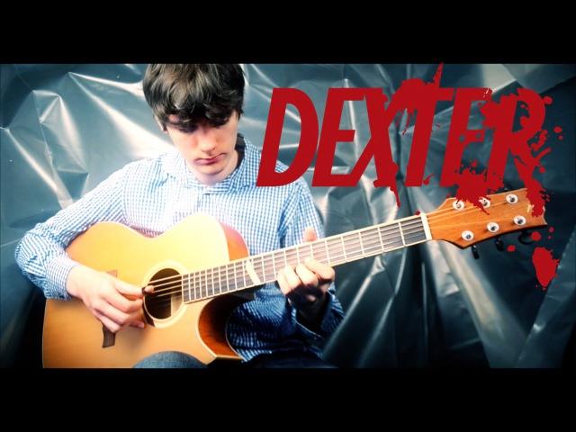 Dexter - Blood Theme [Fingerstyle Guitar Cover by Eddie van der Meer]