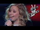 """Шоу """"Голос"""" Kids Нидерланды, они же Голландия. 2012. – Мелисса с песней Уитни Хьюстон """"Я всегда буду любить тебя"""". — The Voice K"""