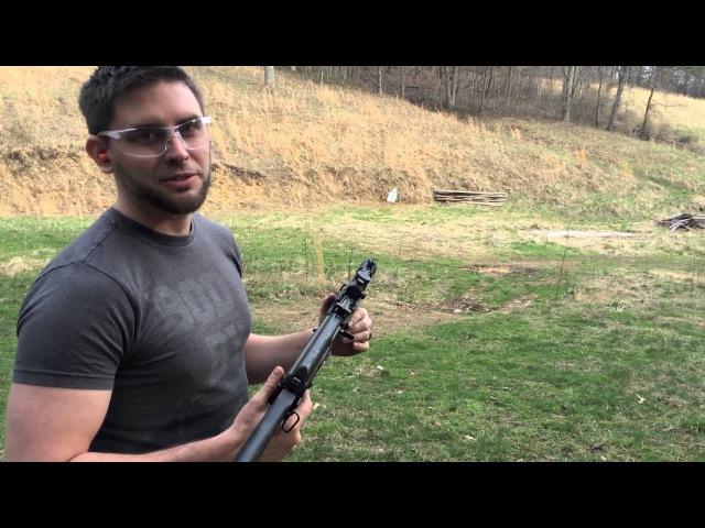 Shooting a FULL-AUTO AK-105 - JMAC Customs