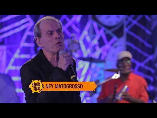 Ney Matogrosso canta Ex- amor no Sambabook Martinho da Vila