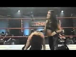 NWA-TNA Weekly PPV #38 - Alexis Laree (Mickie James) vs Trinity