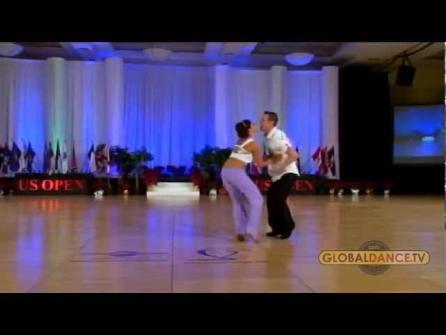 Benji Schwimmer Torri Smith - 2011 US Open Swing Dance Championships