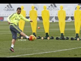 Dont miss these great strikes that Cristiano Ronaldo and Karim Benzema scored in training!
