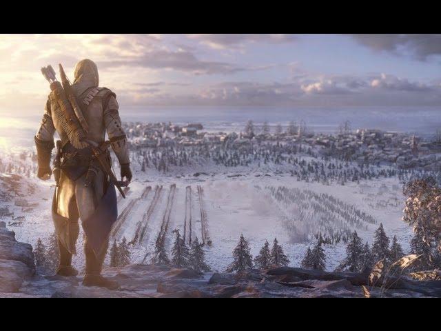 Assassin's Creed 3 - Reveal Trailer [UK] (Сочный Игровой Трейлер Кредо Убийцы 2012)