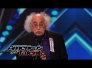 Ray Jessel 84-Year-Old Sings a Naughty Original Song - Americas Got Talent 2014