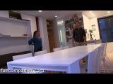 ✔ Как разместить 6 комнат на 40 квадратных метрах (решение)